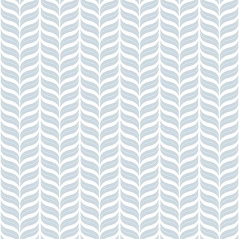 Soda blue non-woven wallpaper