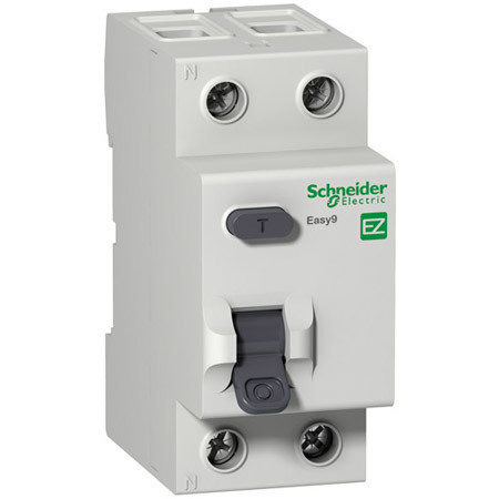 АВДТ SCHNEIDER ELECTRIC Easy9 25 30мА 4,5ка AС