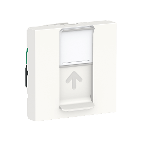 Розетка RJ45 SCHNEIDER ELECTRIC Unica new Белый (rАl 9003)