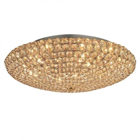 Люстра IDEAL LUX King oro