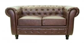 Диван MAK INTERIOR Chesterfield Коричневый